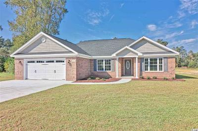 Single Family Home Sold: 107 Hagood Dr.