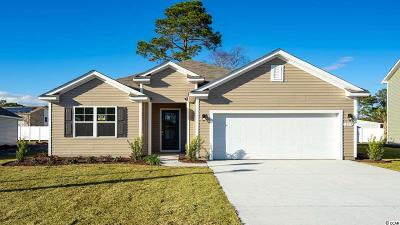Surfside Beach Single Family Home For Sale: 253 Ocean Commons Dr.
