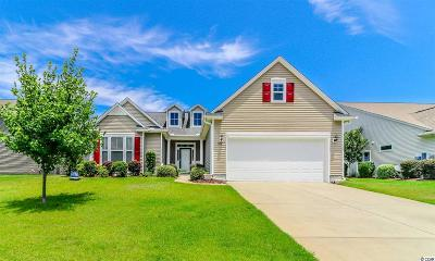 Murrells Inlet Single Family Home For Sale: 59 Cypress Creek Dr.