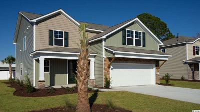 Surfside Beach Single Family Home For Sale: 257 Ocean Commons Dr.