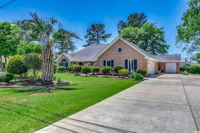 Little River Single Family Home Active Under Contract: 11475 Bay Dr.