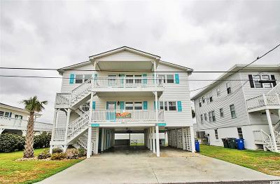 North Myrtle Beach Multi Family Home For Sale: 3807 Lake Dr.