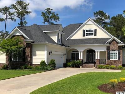 Murrells Inlet Single Family Home For Sale: 434 Woody Point Dr.