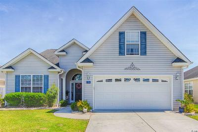 Myrtle Beach SC Single Family Home For Sale: $264,900