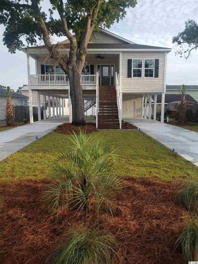 North Myrtle Beach Single Family Home For Sale: 1604 South Hillside Dr.