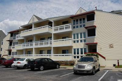 North Myrtle Beach Condo/Townhouse For Sale: 1100 Possum Trot Rd. #G-124