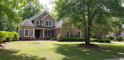 Murrells Inlet Single Family Home For Sale: 184 Highwood Circle
