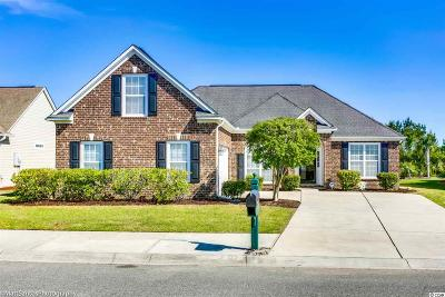 North Myrtle Beach Single Family Home For Sale: 3903 Club Course Dr.
