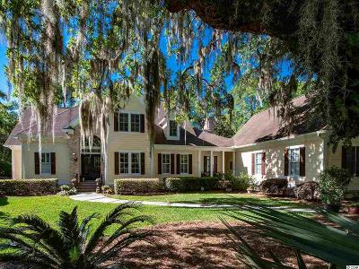 Pawleys Island Single Family Home For Sale: 509 Heston Point Dr.