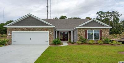 Murrells Inlet Single Family Home Active Under Contract: 282 Star Lake Dr.
