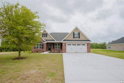 Aynor Single Family Home For Sale: 1058 Tolar Rd.