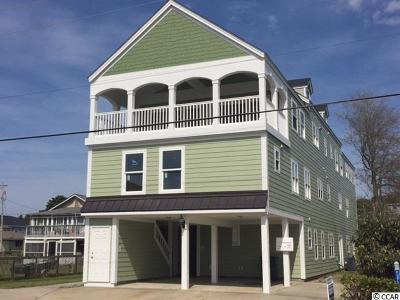 North Myrtle Beach Multi Family Home Active Under Contract: 1511 Holly Dr.