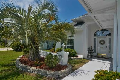 Murrells Inlet Single Family Home Active Under Contract: 6008 Andros Ln.