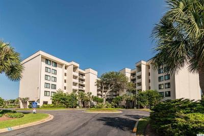 Pawleys Island Condo/Townhouse For Sale: 741 Retreat Beach Circle #B-1-B