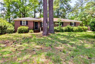 Conway Single Family Home For Sale: 709 Pittman St.