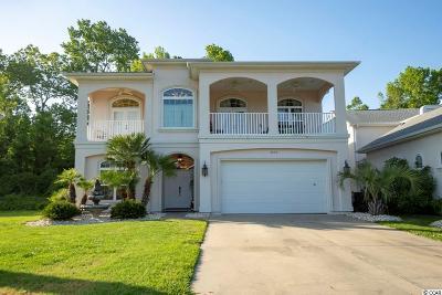 Myrtle Beach Single Family Home For Sale: 3052 Marsh Island Dr.