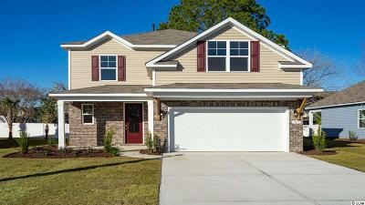 Surfside Beach Single Family Home For Sale: 261 Ocean Commons Dr.