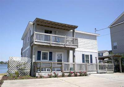 North Myrtle Beach Single Family Home For Sale: 214 34th Ave. N