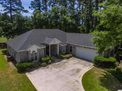 Pawleys Island Single Family Home For Sale: 359 Congressional Dr.