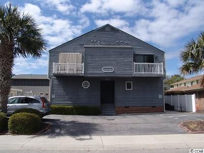 North Myrtle Beach Condo/Townhouse For Sale: 4504a S Ocean Blvd.