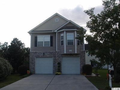 North Myrtle Beach Single Family Home For Sale: 1201 Painted Tree Ln.