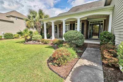 Murrells Inlet Single Family Home For Sale: 337 Green Creek Bay Circle