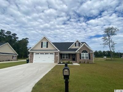 Aynor, Galivants Ferry Single Family Home Active Under Contract: 316 Farmtrac Dr.