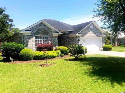 North Myrtle Beach Single Family Home For Sale: 1116 Coral Sand Dr.