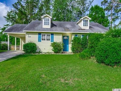 Little River Single Family Home Active Under Contract: 1111 Jasmine Trail