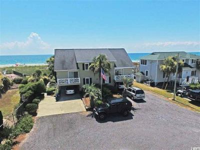 Garden City Beach Multi Family Home Active Under Contract: 1617 S Waccamaw Dr.