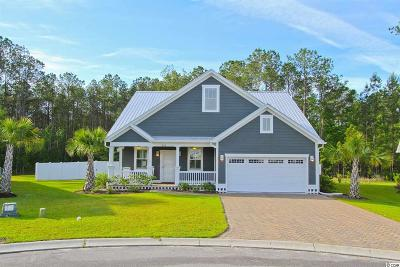 Murrells Inlet Single Family Home For Sale: 402 Waties Dr.