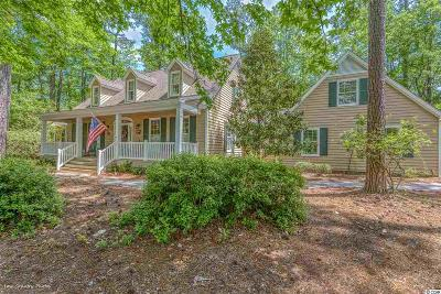 Murrells Inlet Single Family Home For Sale: 4517 Carriage Run Circle
