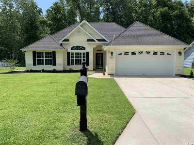 Myrtle Beach Single Family Home For Sale: 629 W Oak Circle Dr.