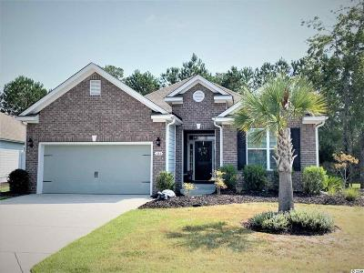 Murrells Inlet Single Family Home For Sale: 122 Summerlight Dr.
