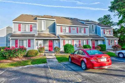 Surfside Beach Condo/Townhouse Active Under Contract: 1850 Golf Colony Dr. #1-G