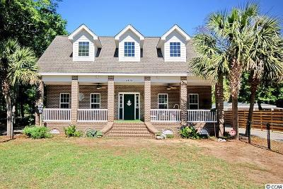 Murrells Inlet Single Family Home Active Under Contract: 4876 Wesley Rd.