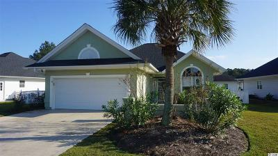 Murrells Inlet Single Family Home For Sale: 8011 Leeward Ln.