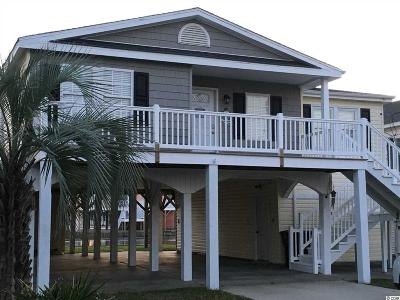 North Myrtle Beach Single Family Home For Sale: 309 59th Ave. N