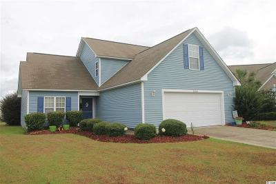 Little River Single Family Home Active Under Contract: 2005 Keowee Ct.