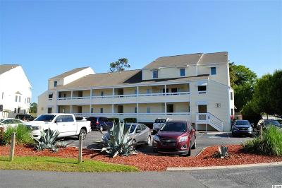 North Myrtle Beach Condo/Townhouse For Sale: 1100 Possum Trot Rd. #104-D