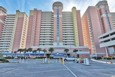 North Myrtle Beach Condo/Townhouse For Sale: 2701 S Ocean Blvd. #1704
