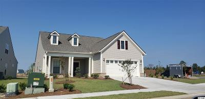 Myrtle Beach Single Family Home Active Under Contract: 6617 Pozzallo Place