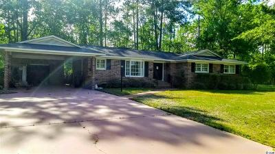 Conway Single Family Home For Sale: 1701 Freeman Dr.