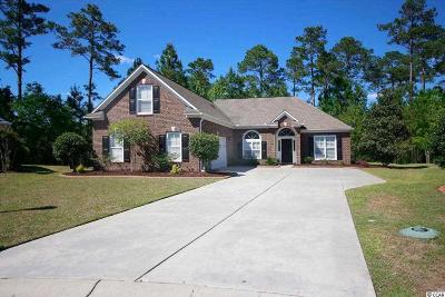 Murrells Inlet Single Family Home Active Under Contract: 90 Riverbend Dr.