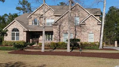 Murrells Inlet Single Family Home For Sale: 234 Creek Harbour Circle