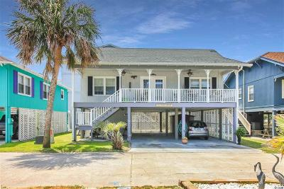 Murrells Inlet Single Family Home For Sale: 105 Easy St.
