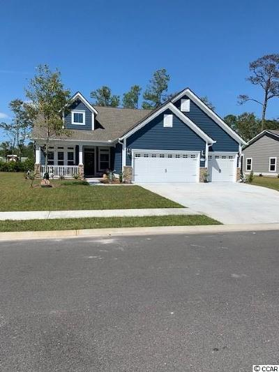 North Myrtle Beach Single Family Home For Sale: 1745 N Cove Ct.