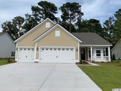 North Myrtle Beach Single Family Home For Sale: 1837 N Cove Ct.