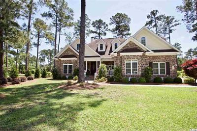 Murrells Inlet Single Family Home For Sale: 45 Stonington Dr.