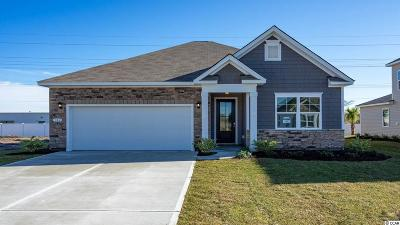 Surfside Beach Single Family Home For Sale: 270 Ocean Commons Dr.